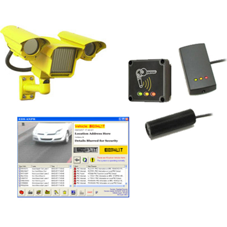 Traffic barrier system integration devices and accessories