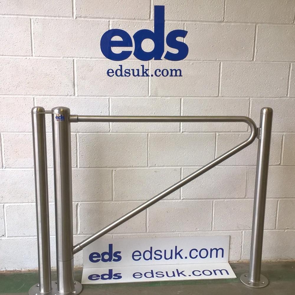 Stainless steel EDSUKBAP100A passenger boarding gate