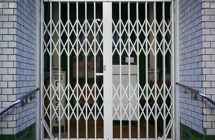 Internal Entrance Window & Door Grille