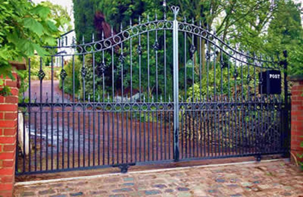 Automatic Architectural Gates