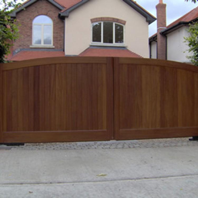 Closed domestic automatic gates