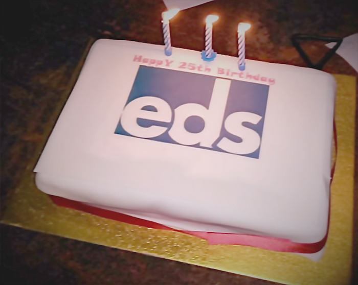 25 Years of EDS